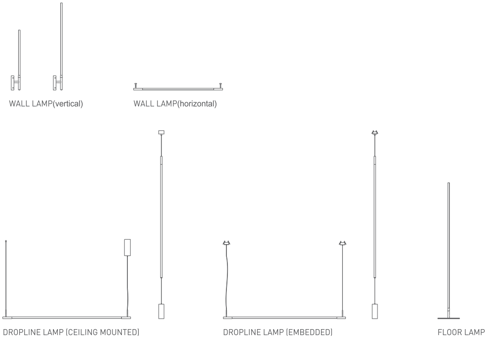 linear line light